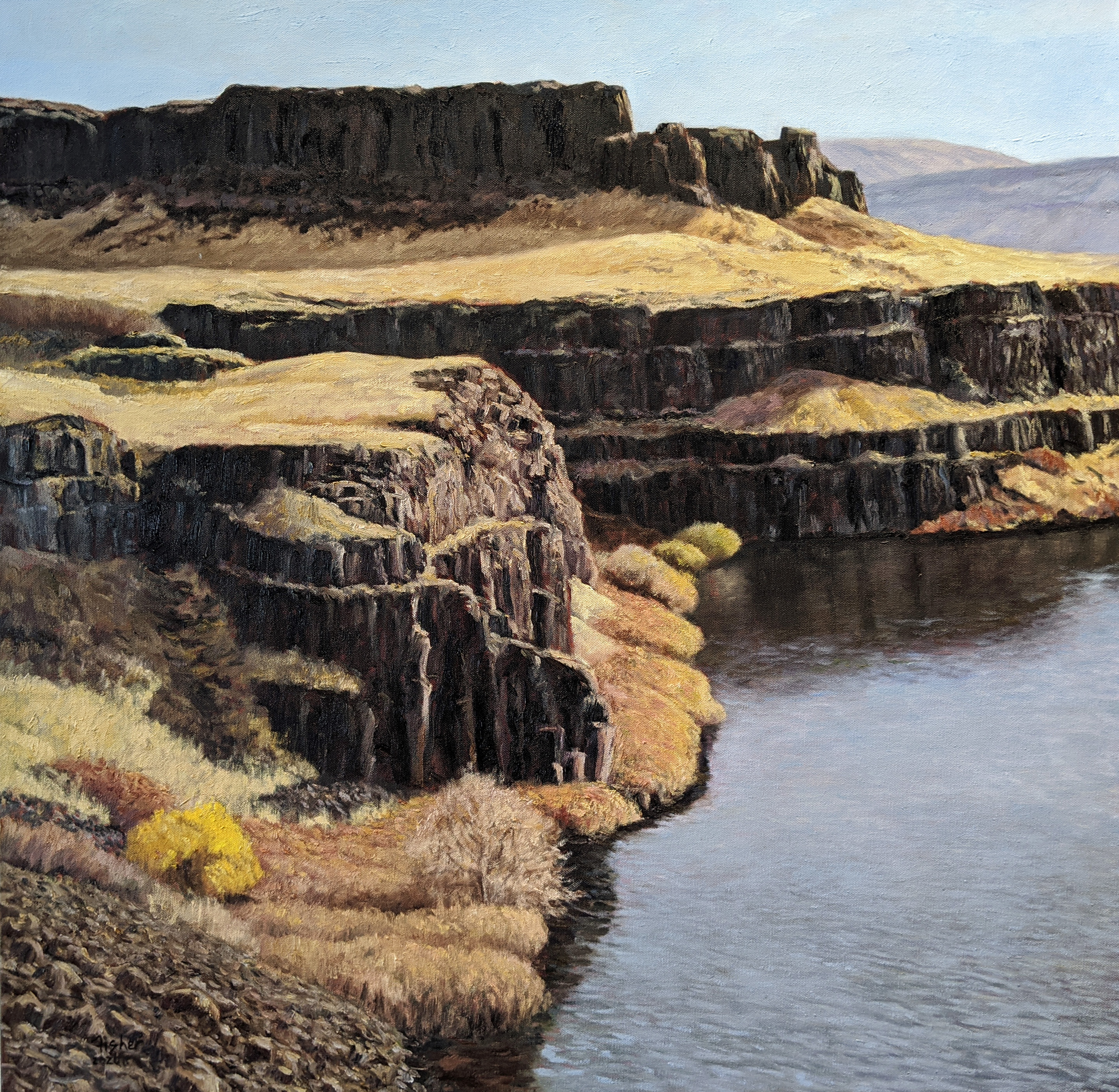 Bob Fisher, Horsethief Butte