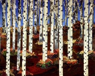Calista Graff, Memory Forest