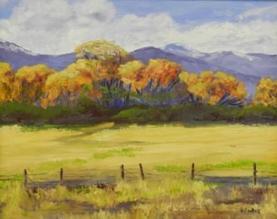 Shirley Hackett, Naneum Pasture