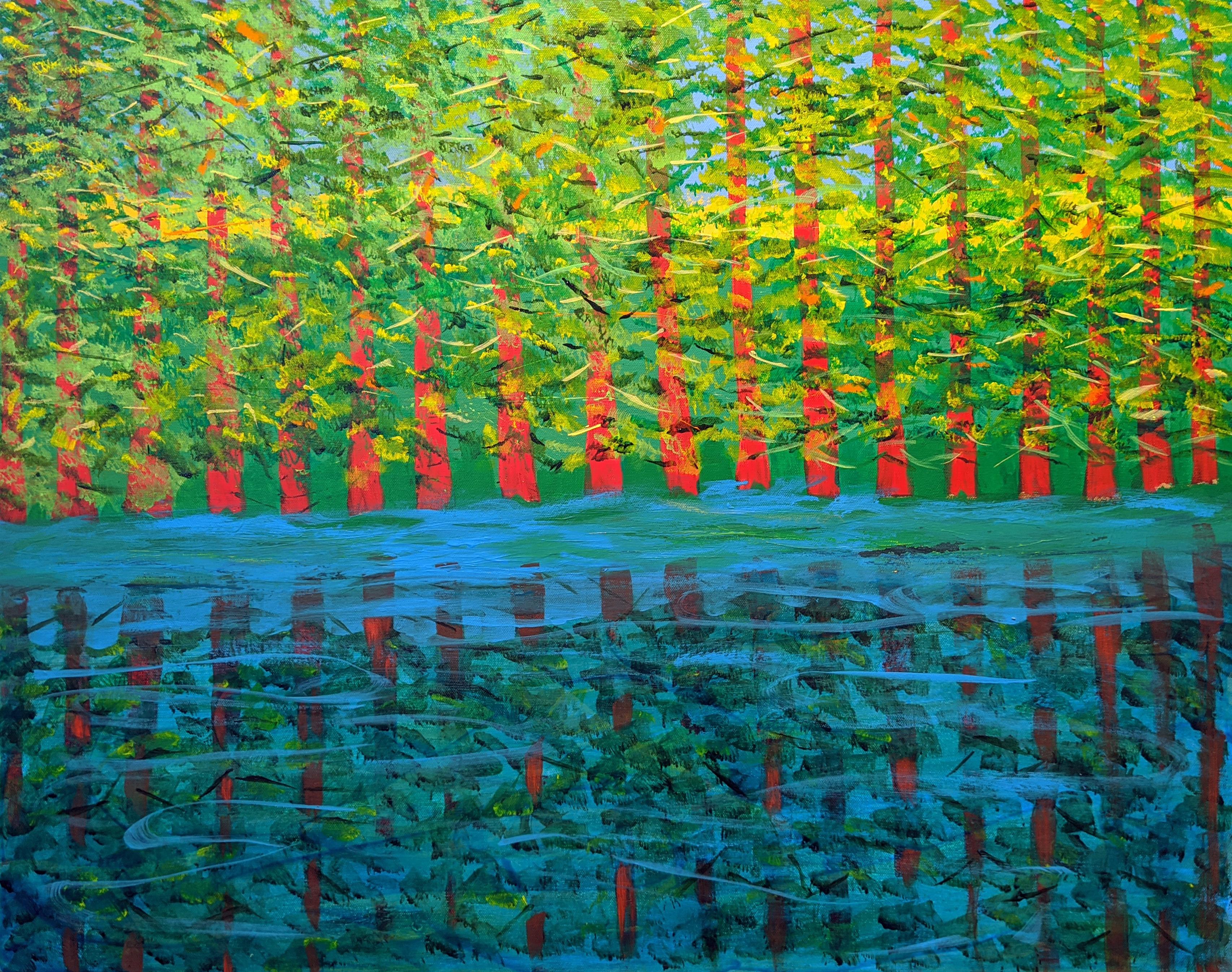 Carol Hassen, High Water