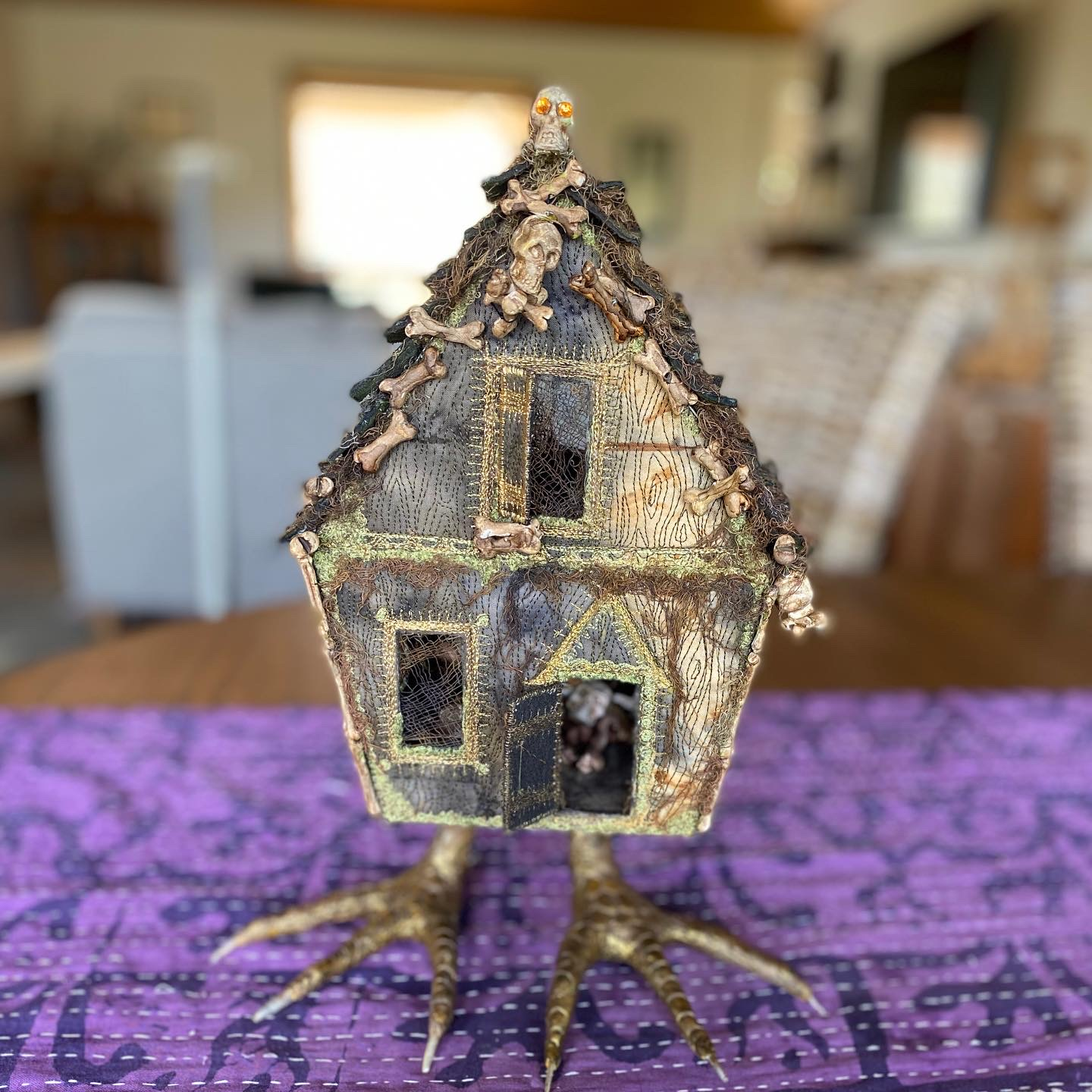 Tabitha Klucking, Baba Yaga House