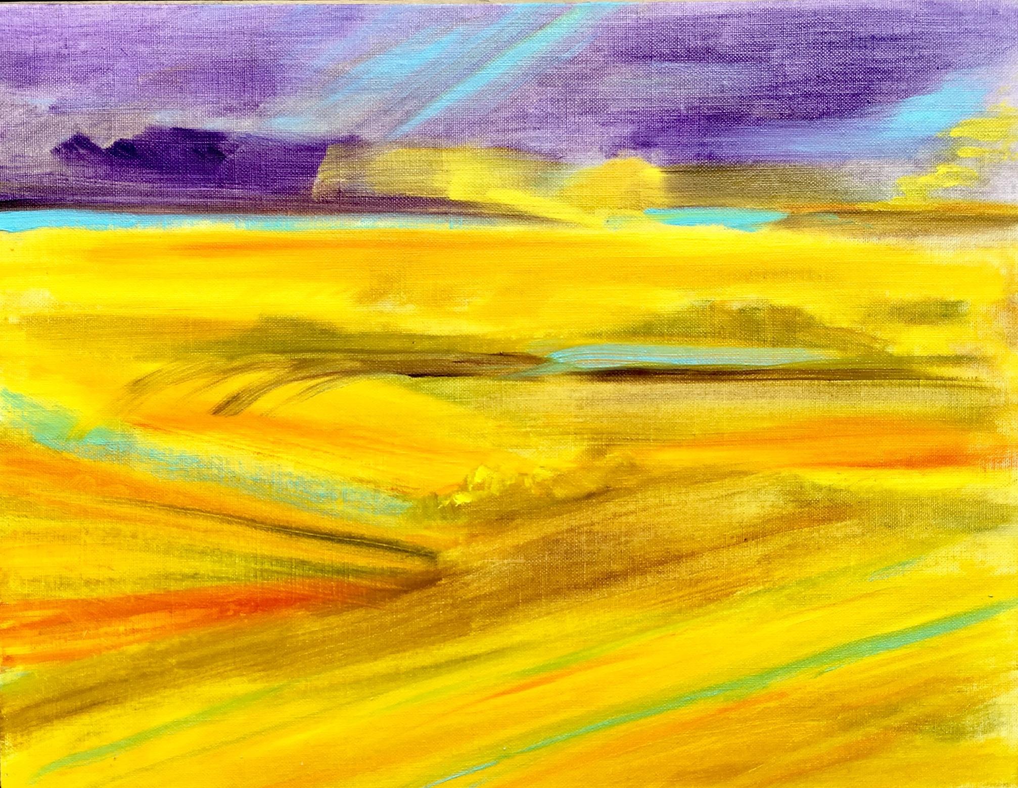 Sharon Meredith, Kittitas Valley Hayfields