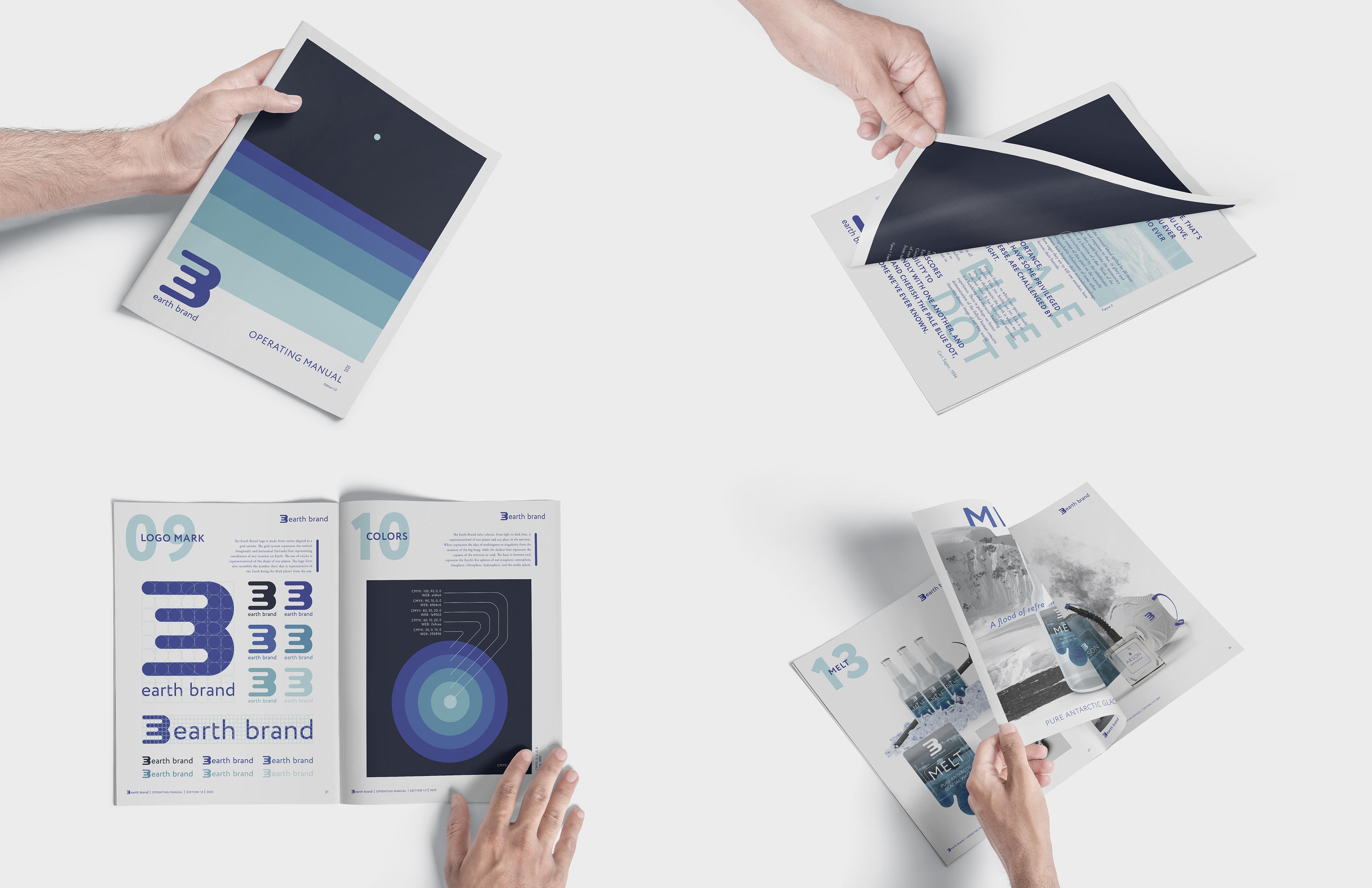 Matthew Wenz, Earth Brand Operating Manual