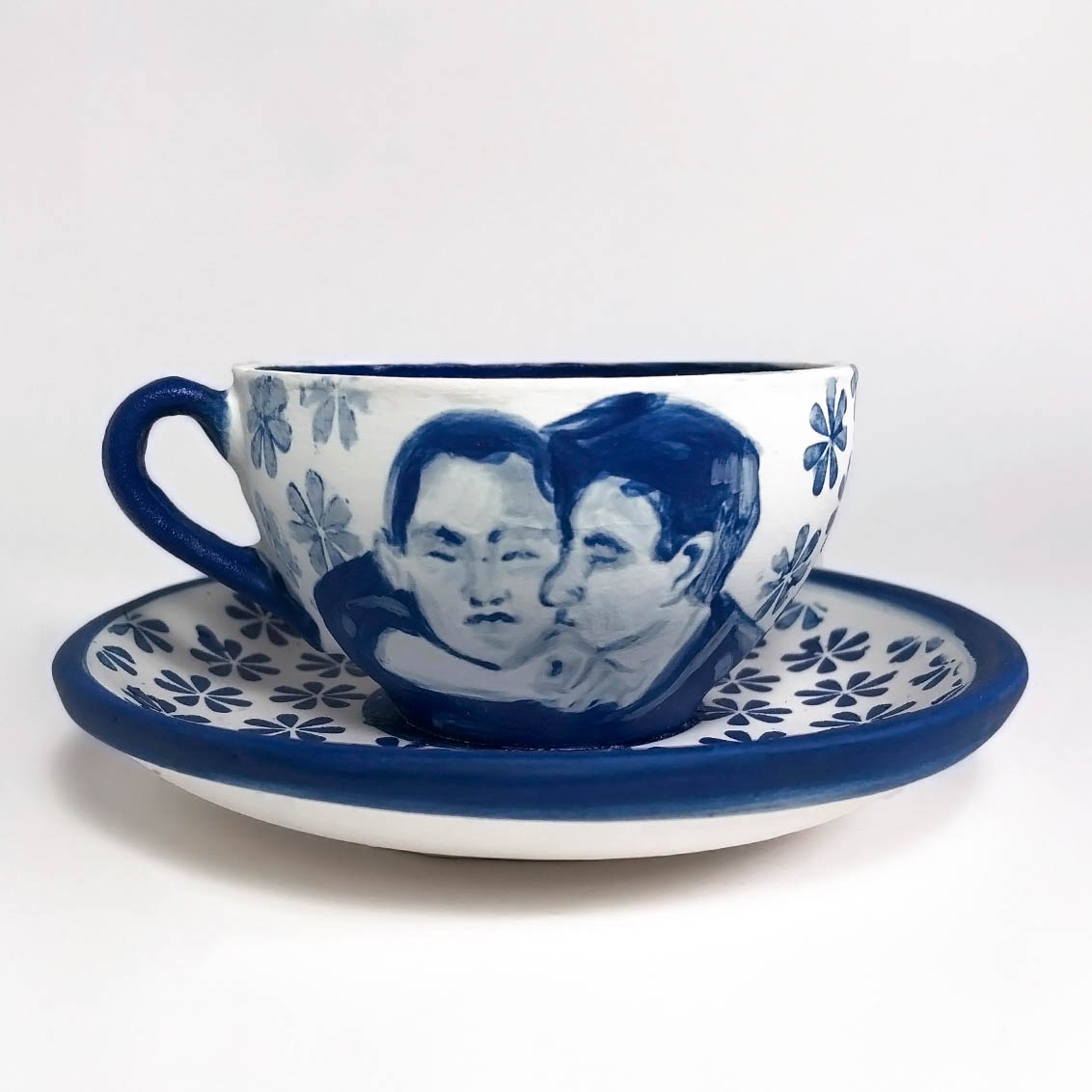 Henry Thomas, Gay Cup & Saucer