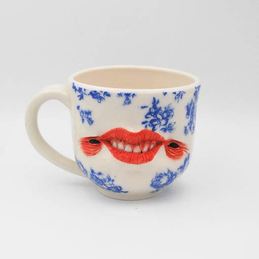 Tom Olejar, Delft Face Mug
